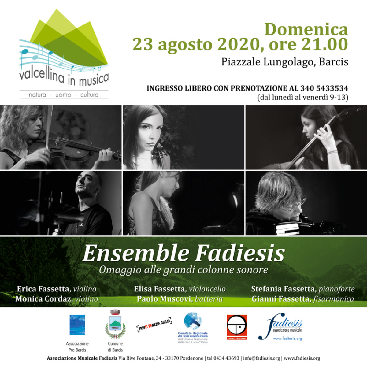 Ensemble Fadiesis