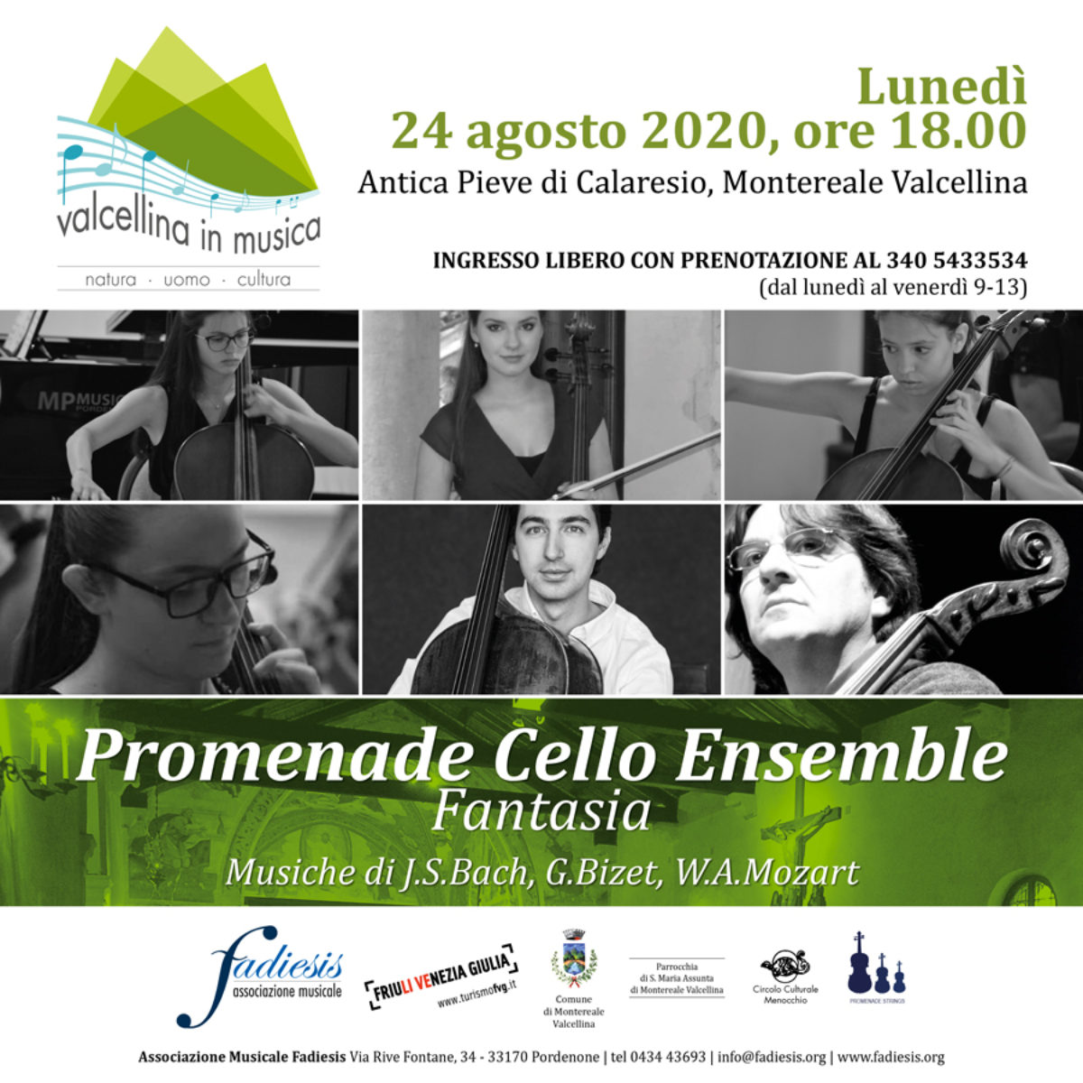 Promenade Cello Ensemble