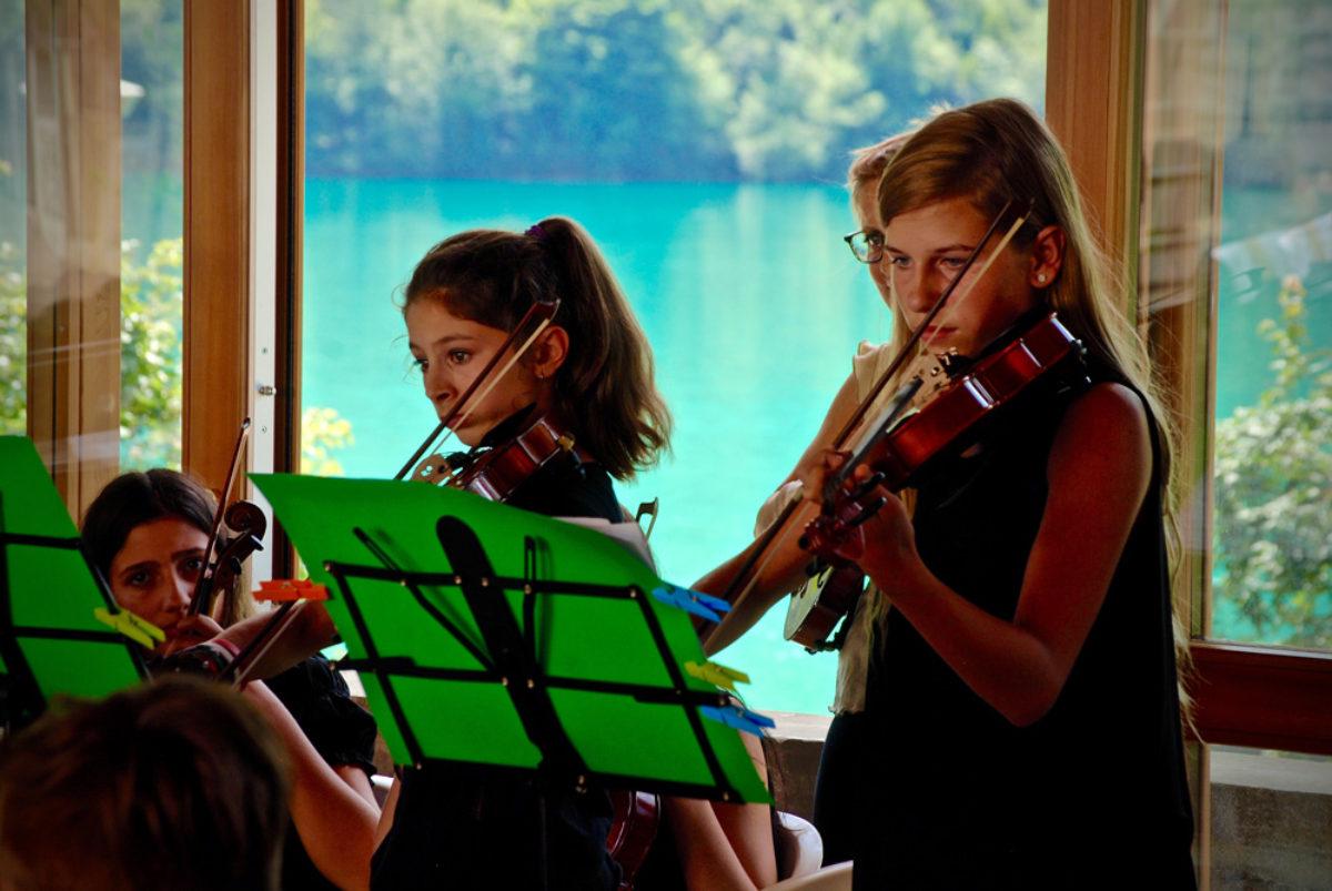 CONCERTO FINALE DEGLI ALLIEVI DELLE VACANZE MUSICALI