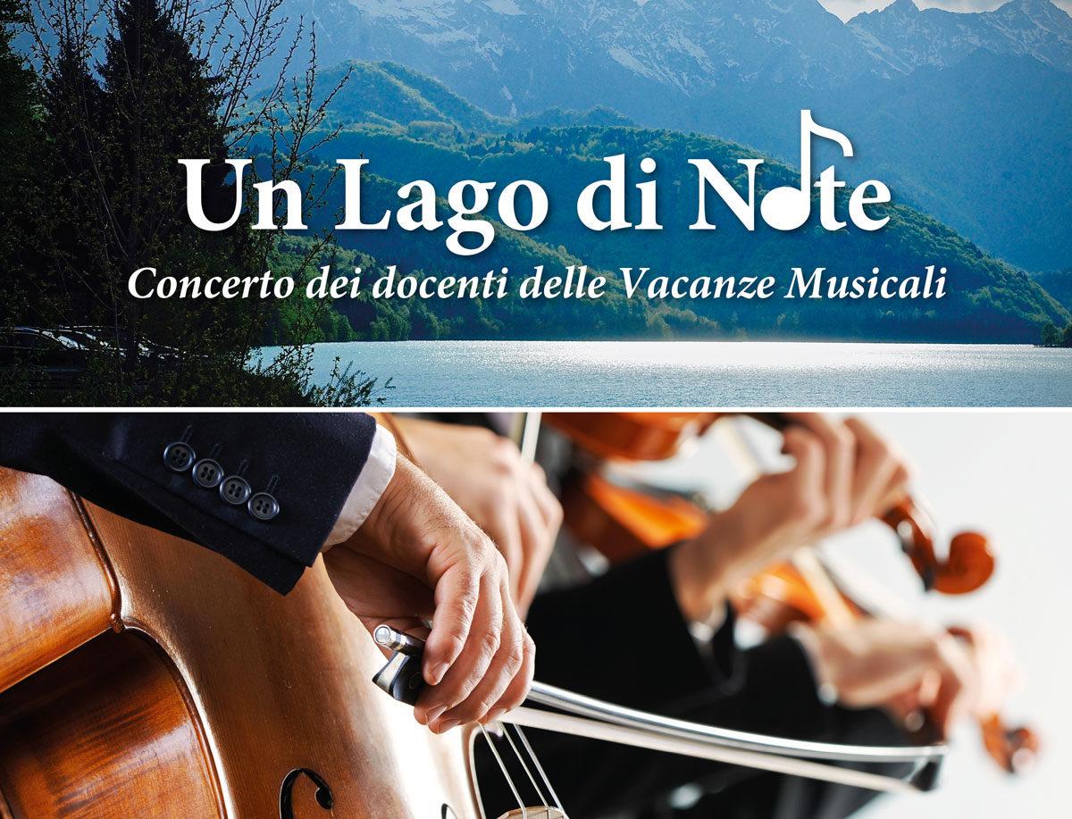 Concerto dei docenti  delle Vacanze Musicali 2018
